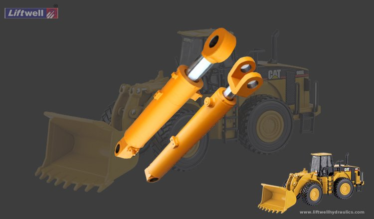 Front End Loader Hydraulics Cylinders Supplier| Front End